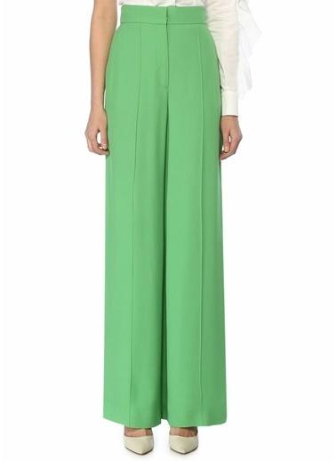 Sara Battaglia Pantolon Yeşil